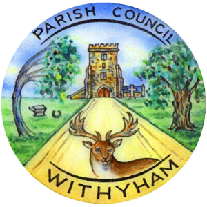 Withyham Parish Council Crest
