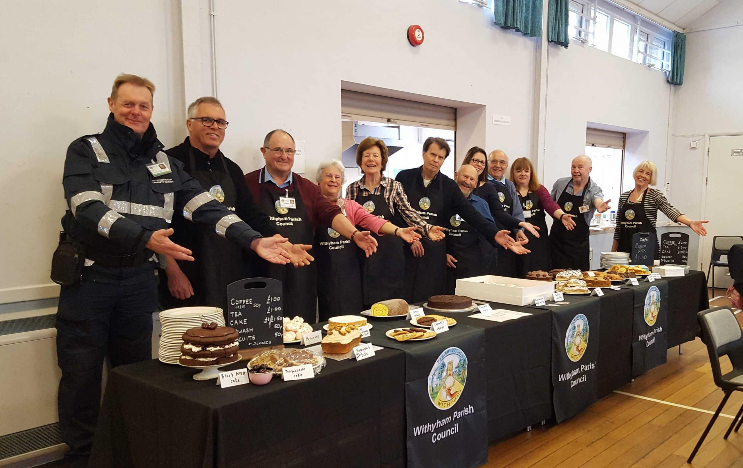 Withyham Parish Council Bake Sale