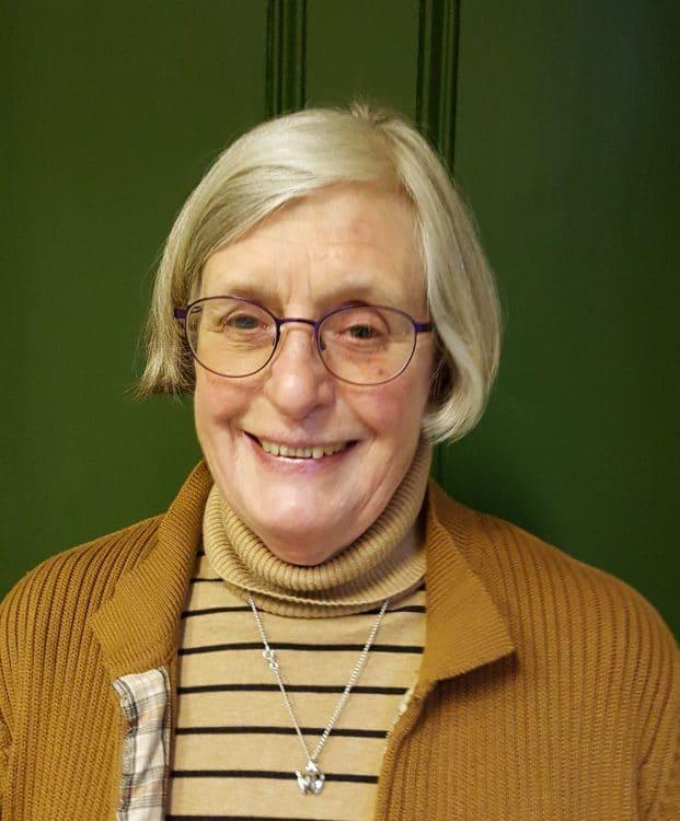 Gwen Butcher